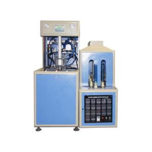 2 Cavity Semi Automatic PET Bottle Making Blow Moulding Machine PET Plastic Bottle Blowing Machine