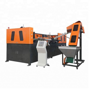 Automatic Plastic Pet Water Bottle Blowing Injection Moulding Making Machine
