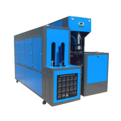 Semi Automatic PET Bottle Blowing Machine Beverage Molding Making Machine