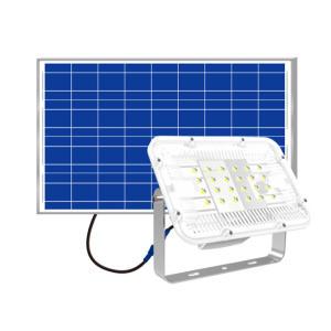 60W LED solar flood light win way flood light