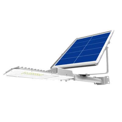 All in one 20W 30W 40W 50W 60W Solar Street Lamp with Battery Backup