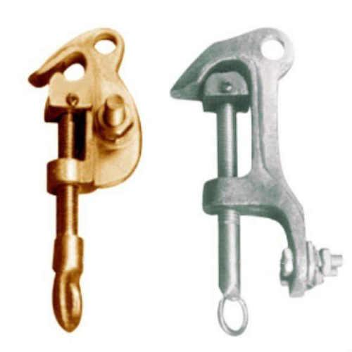 Aluminium electrical ground clamp/line clamp