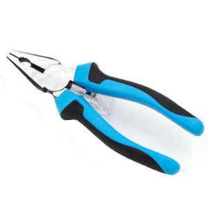 Function Insulated Electrica Wire Cutter Combination Pliers with PVC Handle