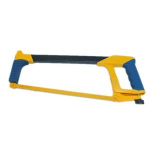 Fixed Hacksaw Frame Hand Tool Hack Tubular Saw Blade For Wood Metal 24 Teeth Steel Stainless