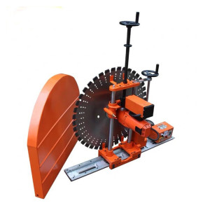 New Product Wall Groove Cutting Machine 220V Electric Concrete Wall Chaser Machine