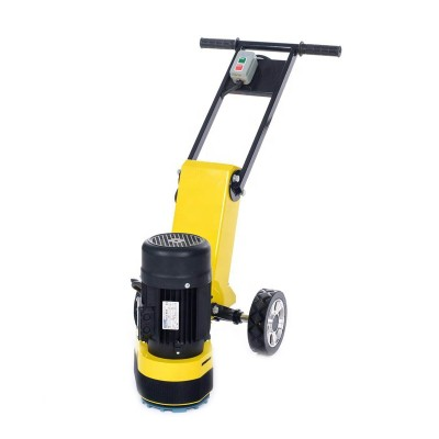 Handle concrete grinder machine