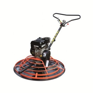 Helicopter power trowel