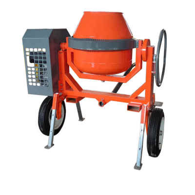 Diesel concrete mixer machines made in china