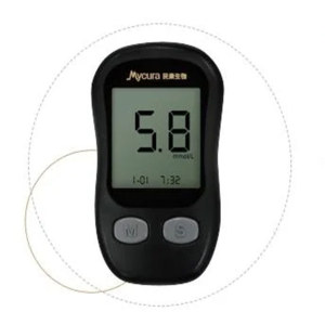 On Sale CE Gold Electrode Accurate Blood Glucose Monitoring System