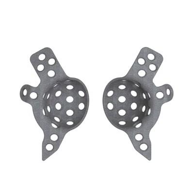 Manufacture of anti-protrusio cages hip orthopedic prosthesis
