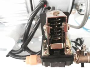 Dental Medical Oilless Oil Free Silence Portable Air Compressor