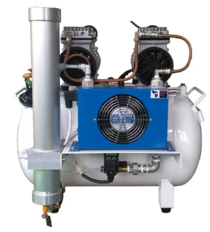 Dental Medical Silence Oilless Air Compressor with Dryer