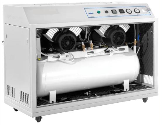 Medical Lab Air Generator Air Supply System Air Compressor