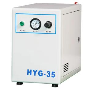Dental Medical Oilless Oil Free Aircompressor for Lab, Ventilator
