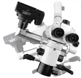 SCM600 dental microscopes,apochromatic optical system,endontic Microscopes for root Canal Treatment