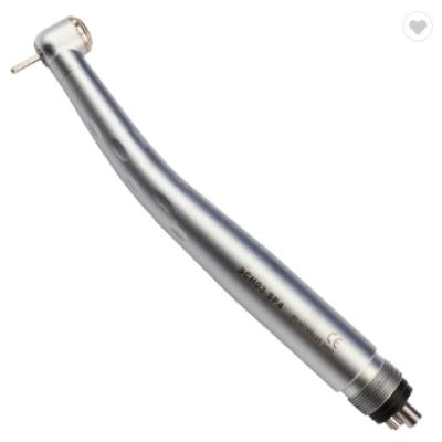 Push high speed dental handpiece standard head 3 water spray