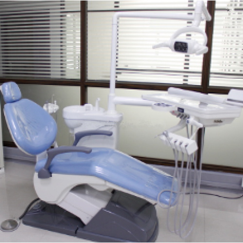 Cheap price integral hygienist dental chair with EC and ISO certificate