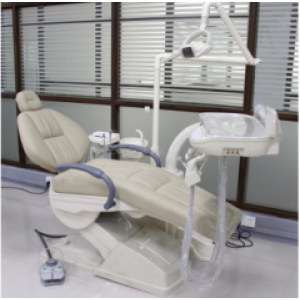 High quality With REAL LEATHER hot selling TUV CE Approved integral Dental chair