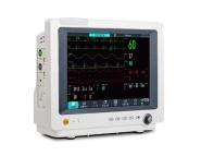 LED Multi-Parameter ICU/CCU/or Bedside Patient Monitor Machine