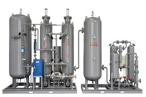 PSA Oxygen Generation Equipment-ZSO Oxygen Purity up to 70~94% CE Approved