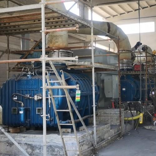 VPSA Pressure Swing Adsorption Oxygen Generation Equipment VPSA Oxygen Generators