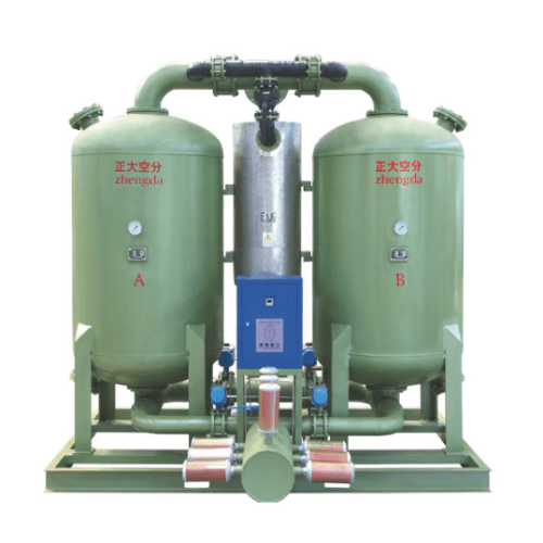 Micro-heat Adsorption Dryer-ZHD Series | Compressed Air Purification