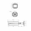 Indoor & Outdoor Bullet Thermal Camera