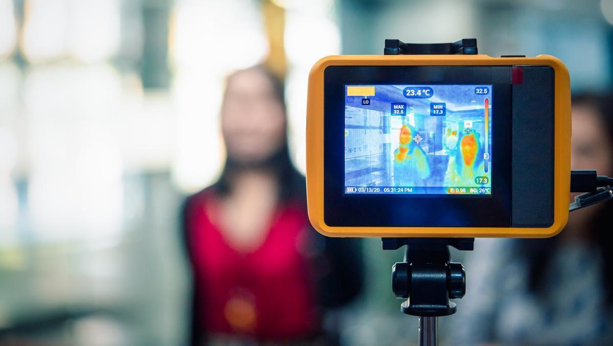 ثمانية عوامل يجب مراعاتها عند اختيار كاميرا التصوير الحراري بالأشعة تحت الحمراء