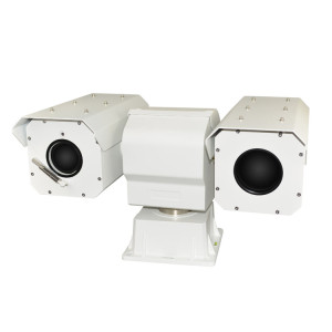 forest fire prevention IR thermal camera night vision IP camera E3100