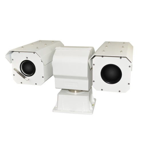 forest fire prevention IR thermal camera night vision IP camera