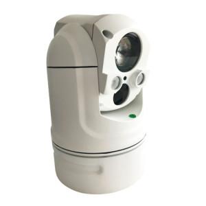 Ship Mounted Night Vision Camera Coastal Surveillance YG325