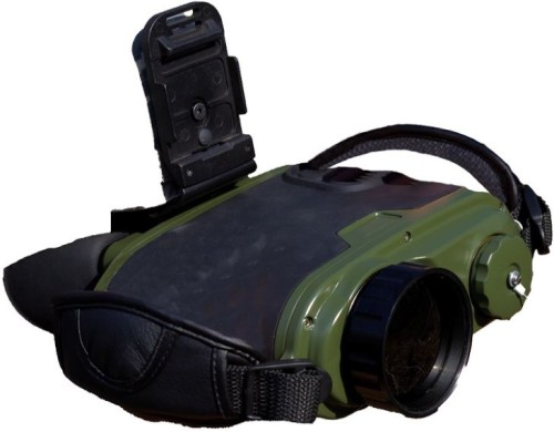 thermal binocular night vision binocular TH350M