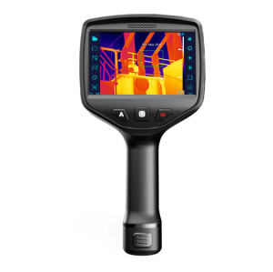 High quality Intelligent handheld thermal imaging camera  DP6