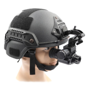Night vision scope goggle with helmet military infrared search and rescue ZSH300