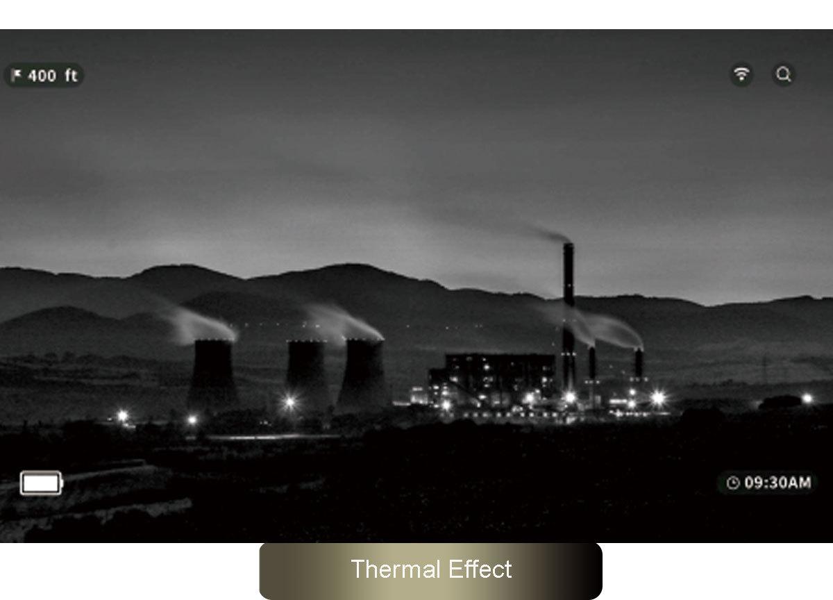 thermal image pallet