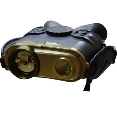Handheld Dual band thermal imager thermal binocular ZS-3VRH