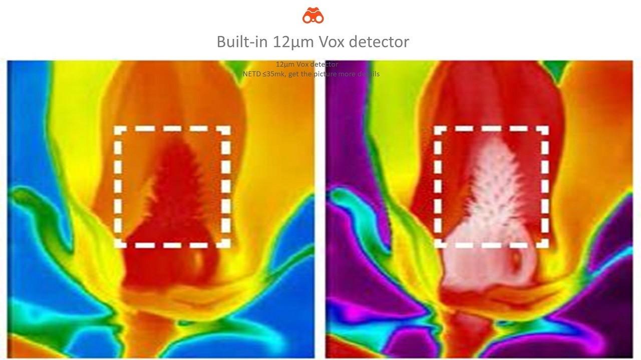 bullet thermal camera
