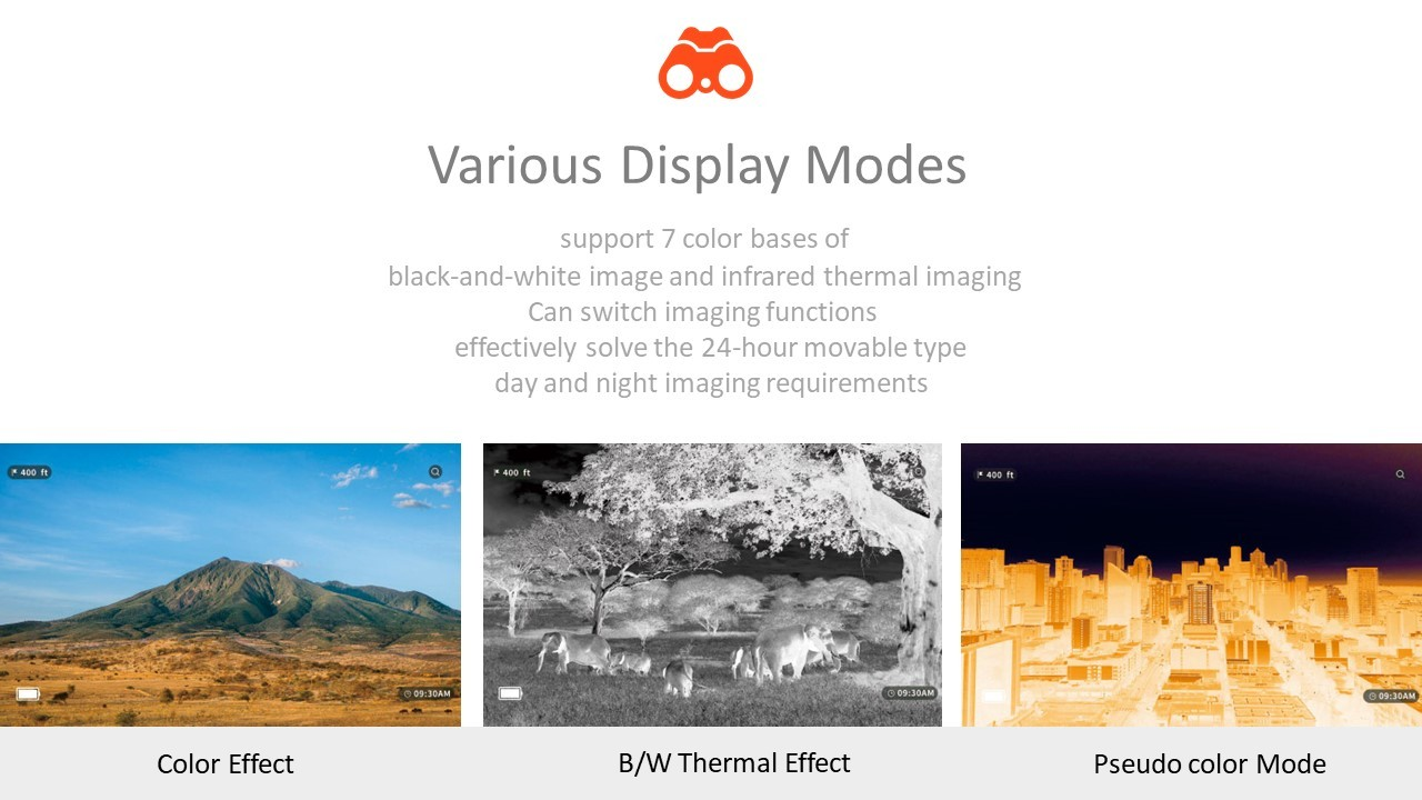 clear thermal imaging