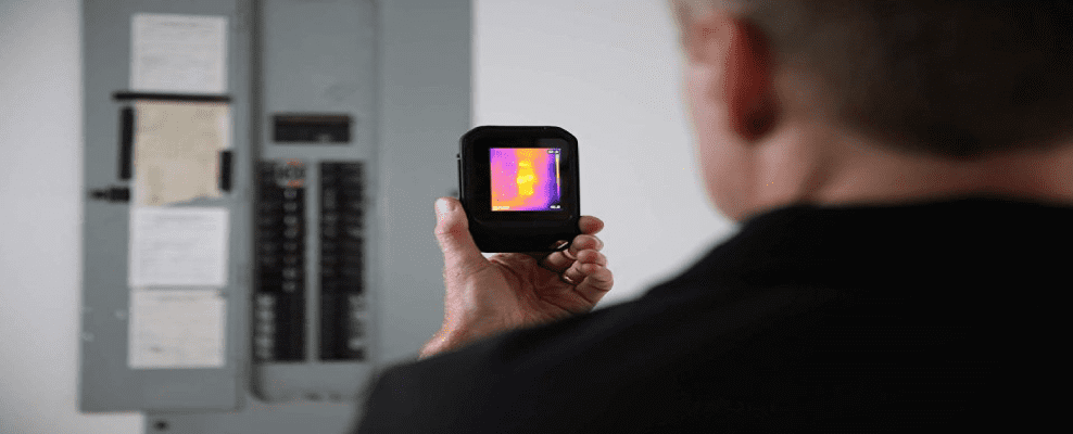 المزايا السبع لكاميرات التصوير الحراري بالأشعة تحت الحمراء