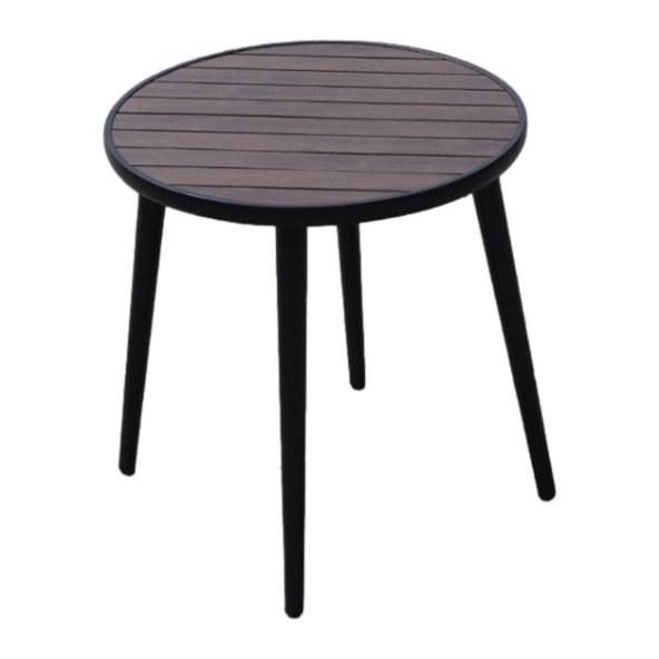 Wholesale Morden Outdoor Round WPC Garden Table(YF-SMT203)