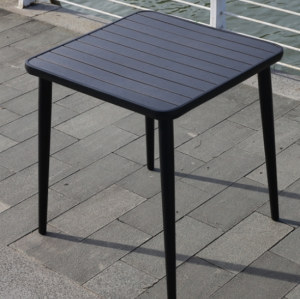 Wholesale Outdoor Square WPC Garden Dining Table(YF-SMT211)