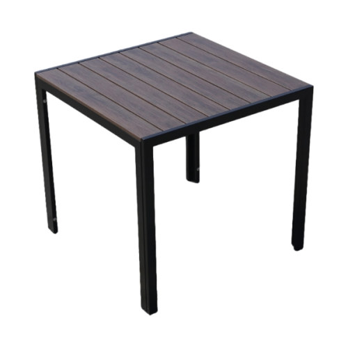 Wholesale Outdoor Square WPC Garden Dining Table(YF-SMT212)