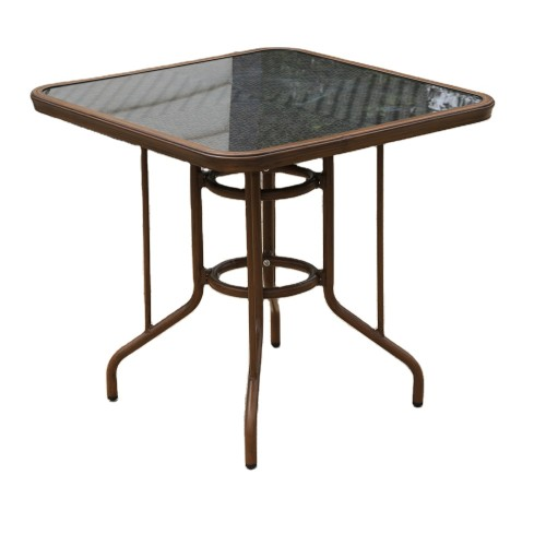 Wholesale Rattan Patio Square Dining Table(YF-BT414)