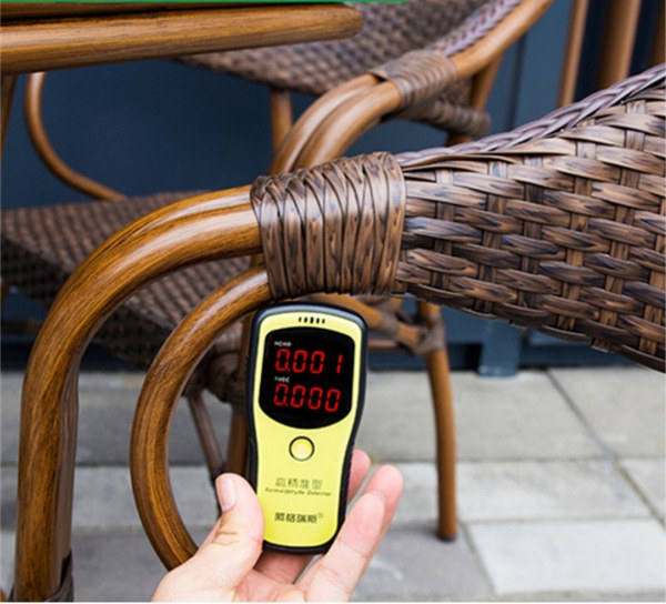 Wholesale Patio PE Aluminum Outdoor Rattan Bamboo Chair(YF-BT411)