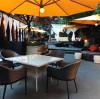 Restaurant Outdoor Dining Furniture Cases in Chengdu