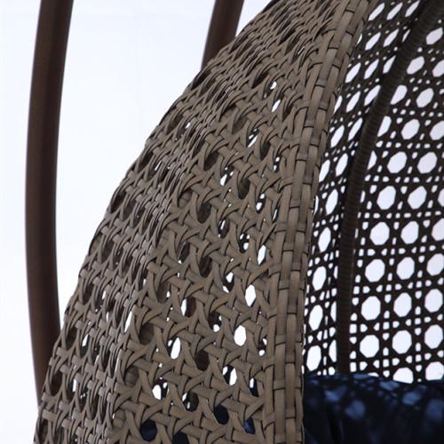 Wholesale rattan outdoor modern woven swing chair(YF-BT405)