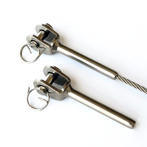 Fork Terminals Fit 1/8