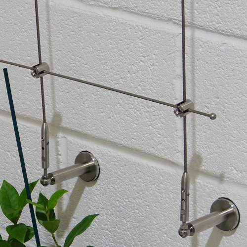 Simple DIY Green Wall Use Artificial Green Wall Build Your Green Wall System