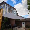Outdoor Waterproof Sun Shade Sail Canopy Rectangle UV Block for Patio and Garden,Backyard Lawn