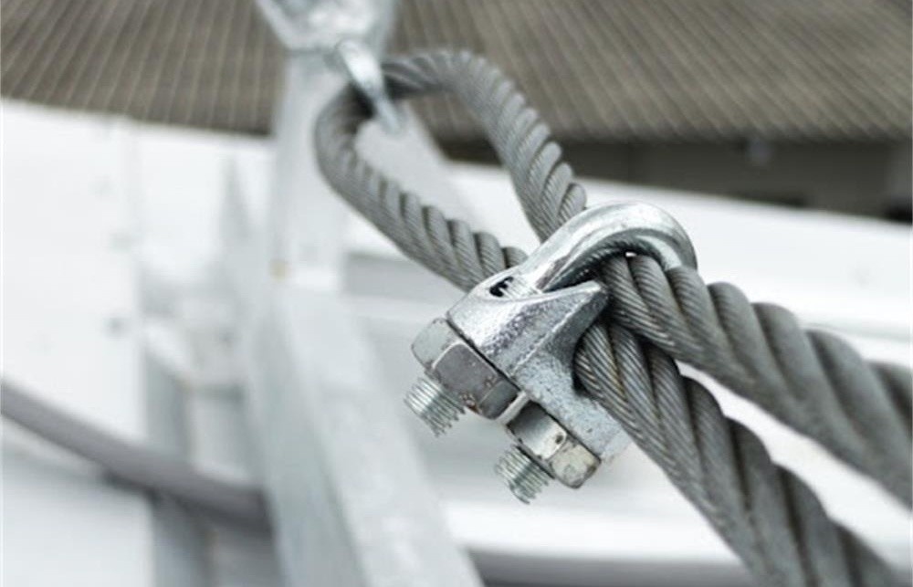 the guidelines for using and maintaining steel wire ropes